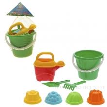 Набор детский для игры с песком Морской №2