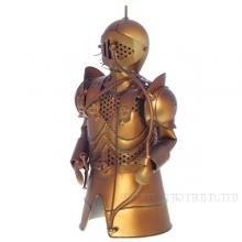 Подставка для бутылки Рыцарь, L16,5 W15 H31 см