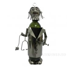 Подставка для бутылки Врач, L17 W15 H22 см