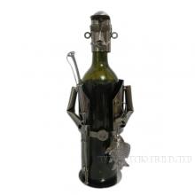 Подставка для бутылки Рыбак, L14.5 W10.5 H25 см