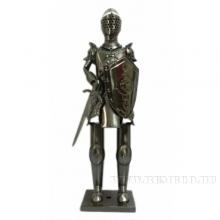 Подставка для бутылки Рыцарь, L17.5 W15.5 H58 см