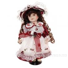 Кукла фарфоровая  Алина, H30см