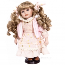 Кукла Настенька, H30 см