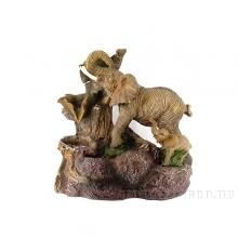 Фонтан декоративный  Слон, L40 W30 H41см