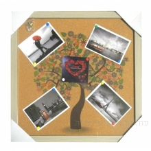 Коллаж для 5 фото Дерево желаний , L50 W2 H50см