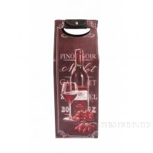 Сумка-переноска для бутылки, L14 W10 H36см (без индивидуальной упаковки)
