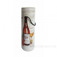 Футляр для бутылки, L10 W10 H33 см (б/инд. уп.)