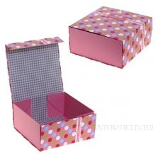 Коробка подарочная (складная), 20х20  H9,5см