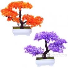Дерево в горшке, 26х16х18см, 2вида (без инд.упаковки)