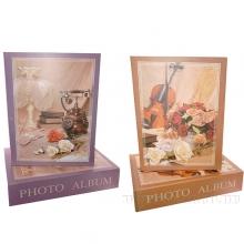 Фотоальбом на 200 фотографий (10*15), L21W26,5H5,5 см, 2в.