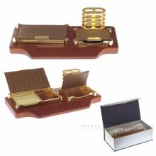 Настольный набор (блокнот, карандашница, визитница), L30 W15 H8см