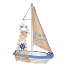Панно, корабли и трости