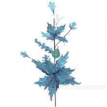 Изделие декоративное Цветок Пуансеттия, 76см(без инд.упаковки)