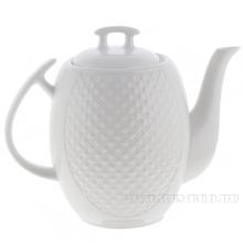 Чайник , 1200мл, фарфор