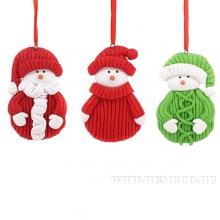 Витражные новогодние наклейки, сувениры