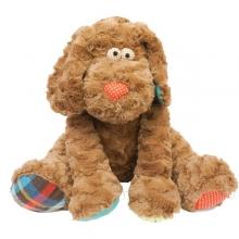Игрушка мягконабивная Собачка, H27 см