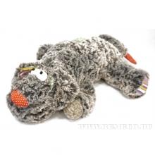 Игрушка мягконабивная Собачка, H34 см