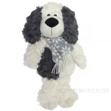 Игрушка мягконабивная Собака, H34см