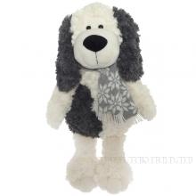 Игрушка мягконабивная Собака, H42см
