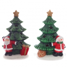 Фигурки декоративные новогодние
