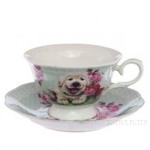 Посуда символ года Собака