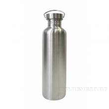 Бутылка дорожная, L8 W8 H 28.5 см, 1000мл