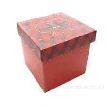 Подарочная коробка (складная), L20 W20 H20 см (поставляется в разобранном виде)