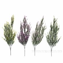 Искусственные цветы Полевые,  L16W16H82см, 4в.