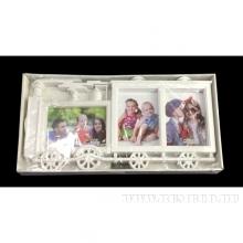 Фоторамка панно для 3-х фотографий, L40 W2 H20 см