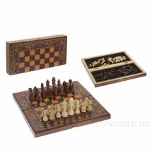 Шахматы средние Дракон 40х40см