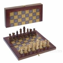 Игра настольная Шахматы  Мозаика L30 W30 H4 см