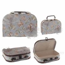 Шкатулка-чемоданчик, 27х23х11 см