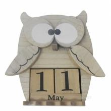 Календарь Вечный Сова, L24 W10 H24 см