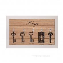Ключница, L38 W2 H24 см