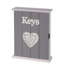 Ключница, L19 W6 H26 см