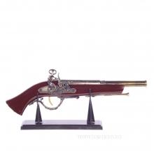 Изделие декоративное Пистолет на подставке, L36 см