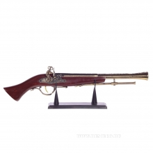 Изделие декоративное Ружье на подставке, L53 см