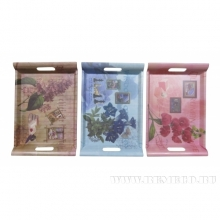 Подносы, банки для сыпучих продуктов, салфетницы - 226,209 серии