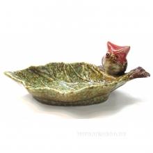 Блюдо декоративное, L19 W9 H7 см