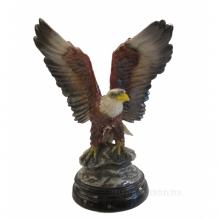 Фигурка декоративная Орел, L8.5 W8.5 H18 см