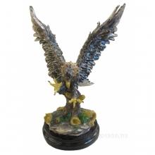 Фигурка декоративная Орел, L19.5 W19.5 H51 см