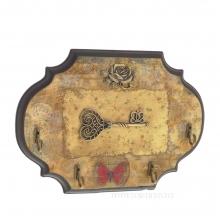 Ключница, L25 W1 H18 см