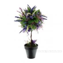 Цветочная композиция Лаванда, H50 см (без инд.упаковки)