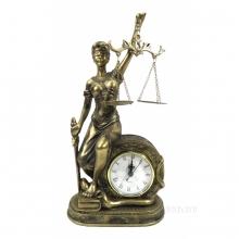 Часы настольные Фемида , L18 W12 H33.5 см