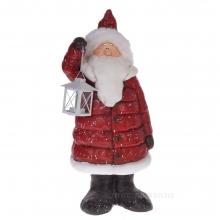 Фигурка декоративная Санта, 24х21х54см