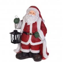 Фигурка декоративная Санта, 30,5х22,5х40,5см
