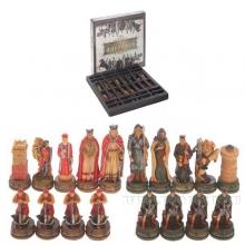 Игра настольная Шахматы, Христиане и Арабы, 9 см